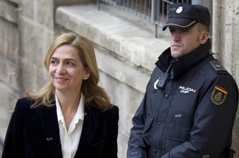Spanish princess Cristina to stand trial for alleged tax fraud.