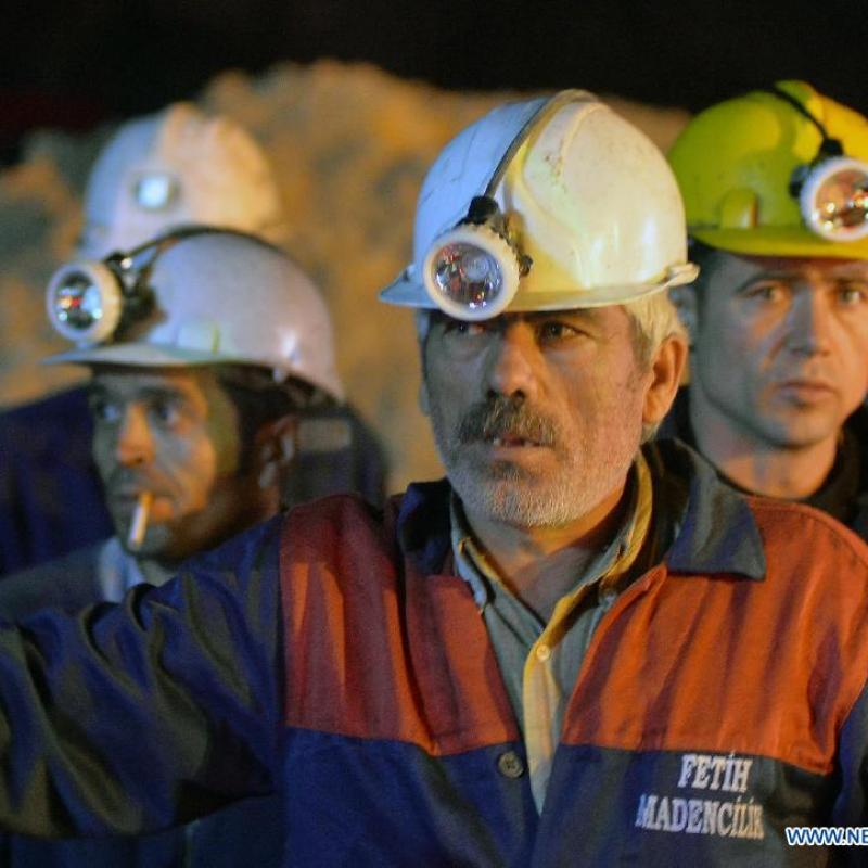 Operation underway to rescue the miners trapped underground in Southern Turkey continues.