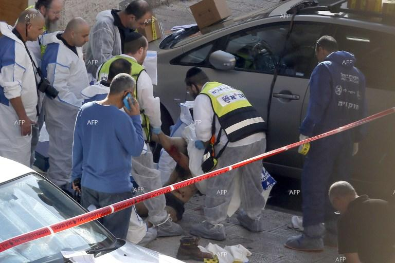 Jerusalem On Edge After Police Officers Murdered at Temple Mount