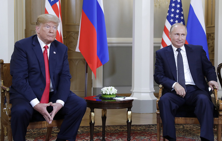 Reuters: Trump expects 'big results,' including North Korea, after Putin summit
