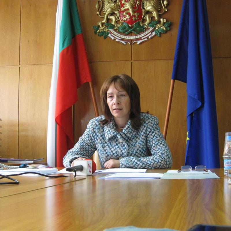 Galina Stoyanova, Mayor of Kazanlak Municipality: Retrieving the cross on Epiphany Day is not just a ritual, it is a symbol of Bulgarian bravery