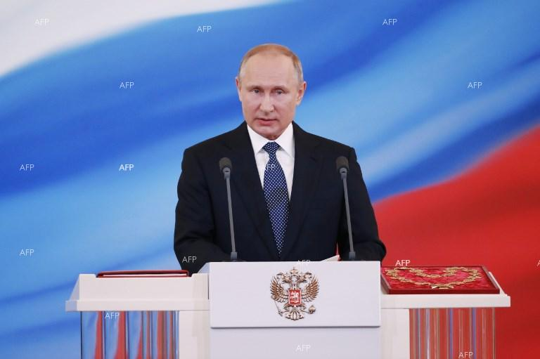 Putin 4.0 offers more of the same
