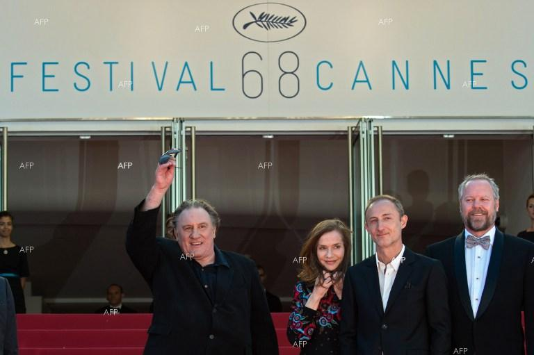 The 2015 Cannes Film Festival.