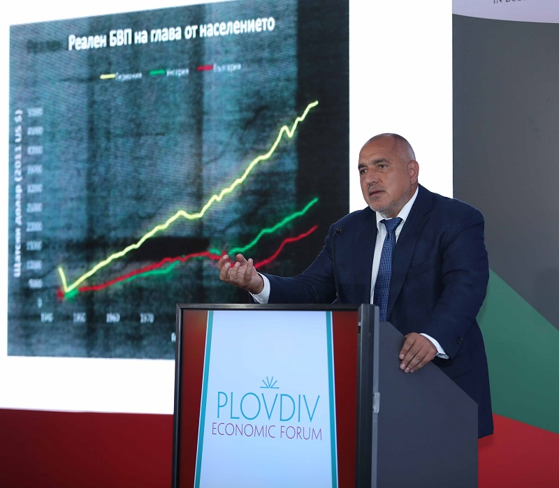 Prime Minister Boyko Borissov: I expect Bulgaria and Northern Macedonia to maintain good neighbourly relations