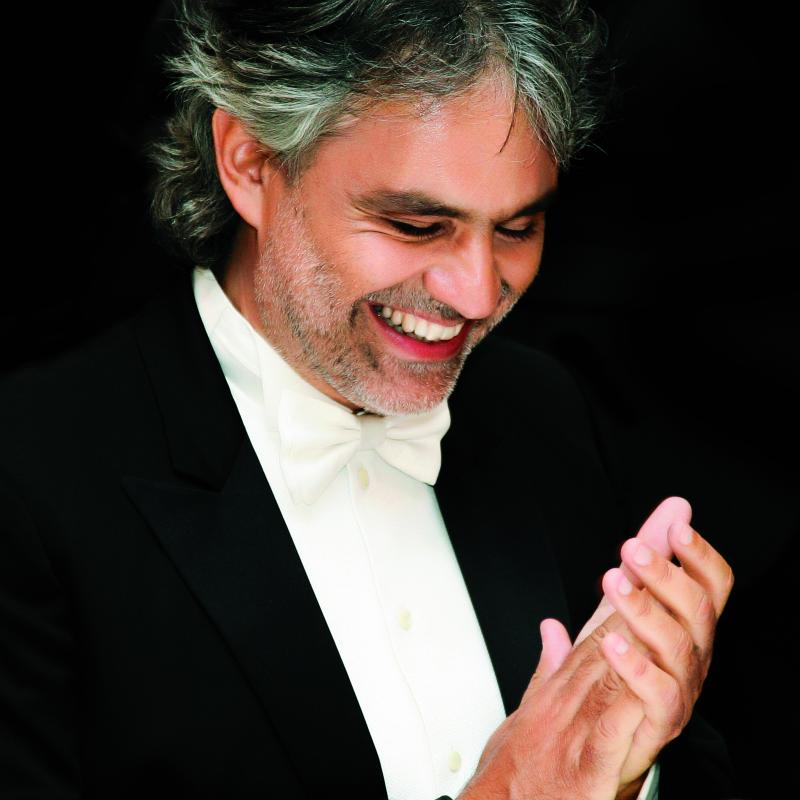 Andrea Bocelli to perform in Bulgaria tonight