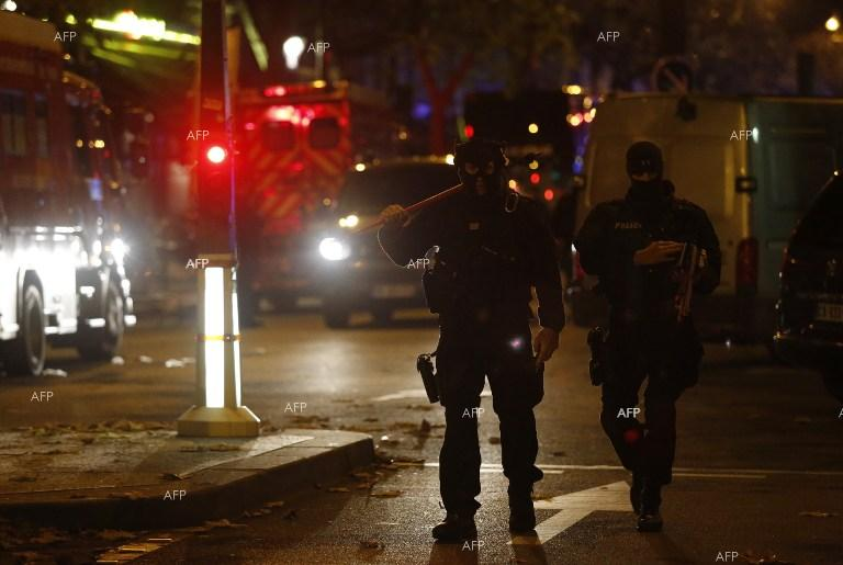 AFP: Two women held Thursday over Paris knife attack
