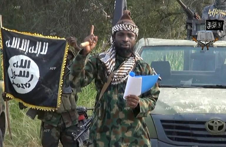 Boko Haram leader dismisses claims of his death in new video.