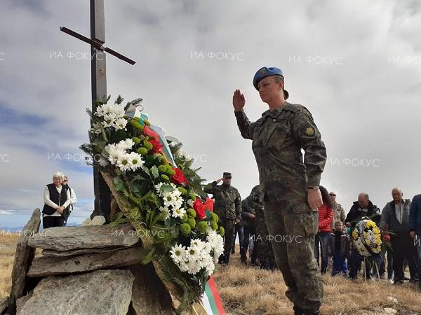 103th anniversary of the Battle of Kaymakchalan. September 20, 2019