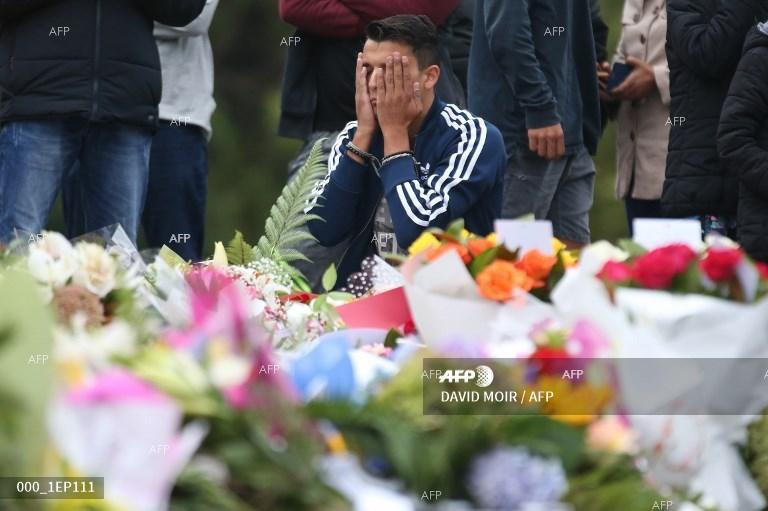 AFP: Call to prayer, two-minute silence honour Christchurch victims