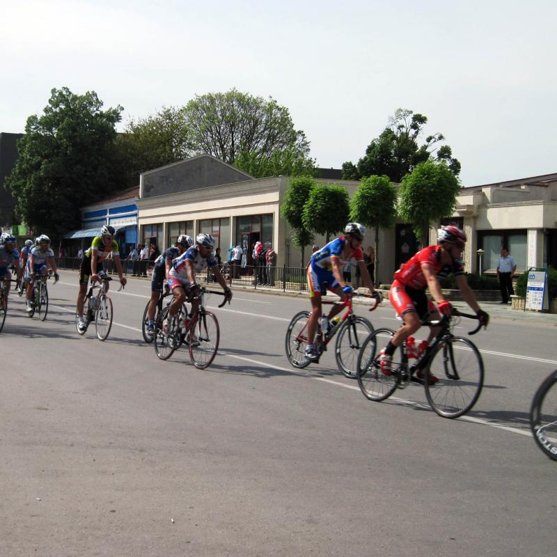 64th International Cycling Tour in Bulgaria cancelled