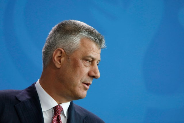 Thaci: If there is no deal this year, wi will lose another decade