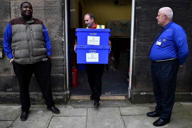 Scotland braces for historic independence vote.