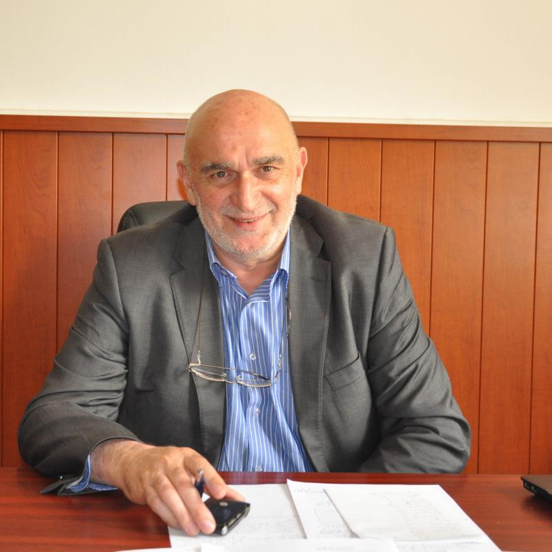 Dr. Damyan Iliev, Food Safety: One of the main concerns about African swine fever is its spread through food packaging and leftovers