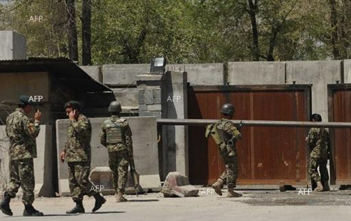 Militant attack leaves 11 soldiers dead in Kabul