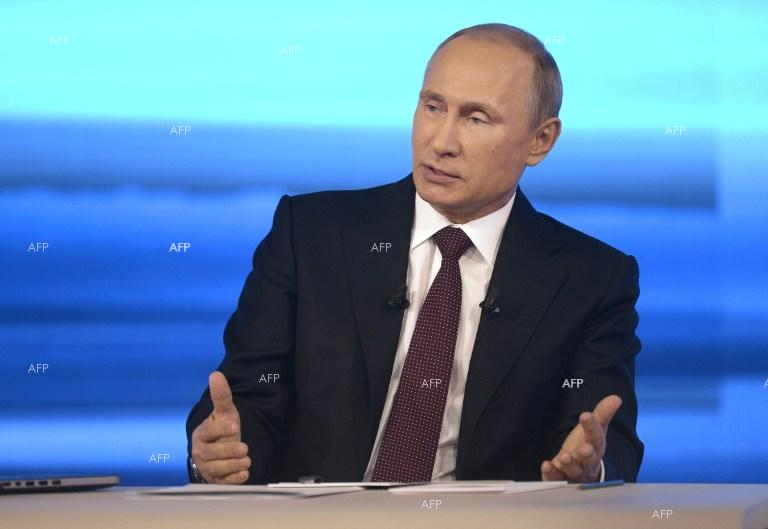 Vladimir Putin: Moscow ready to cut time for nuclear strike on U.S. if necessary