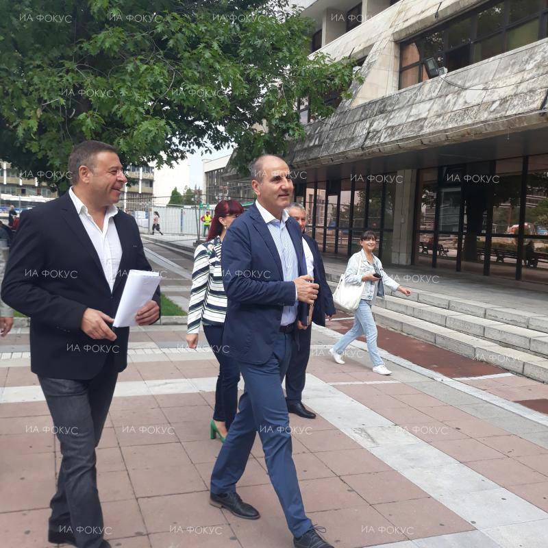 Tsvetan Tsvetanov, GERB: We do not expect an increase in migratory pressure because of the good working environment between Bulgaria and Turkey
