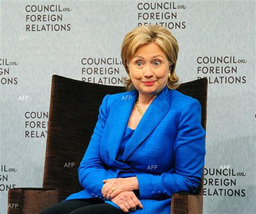 BBC: Hillary Clinton says it is 'shameful' for UK not to publish Russia report