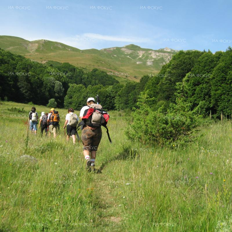 Weather in Bulgaria good for mountain tourism