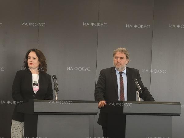 Minister Boil Banov: We are setting up a permanent fund for cultural cooperation in South East Europe