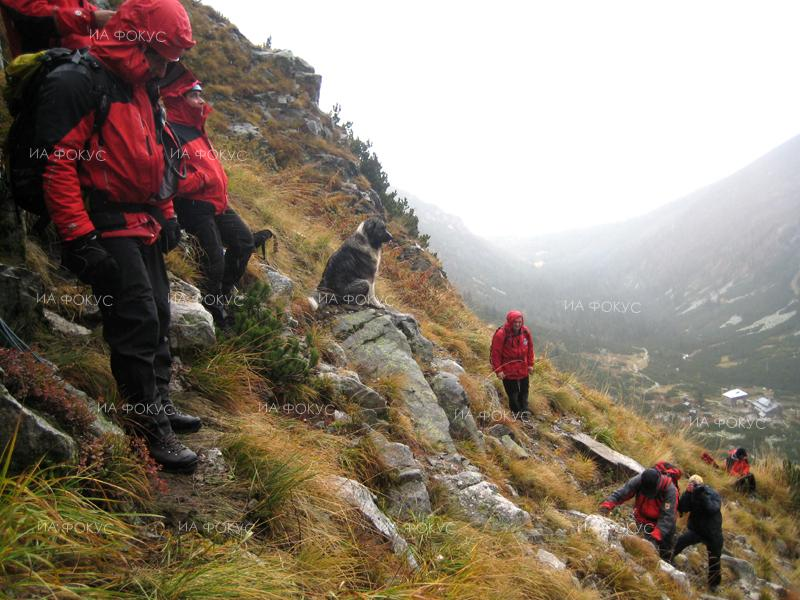 Mountain Rescue Service search for two girls successful