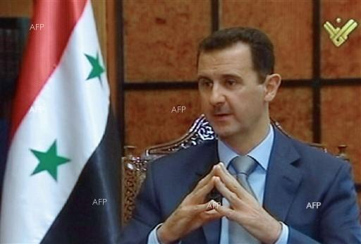 The Guardian: UK rules out alliance with Bashar al-Assad in fight against Isis