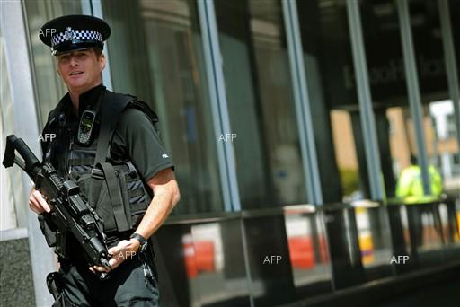 AFP: UK parliament attack suspect charged with attempted murder