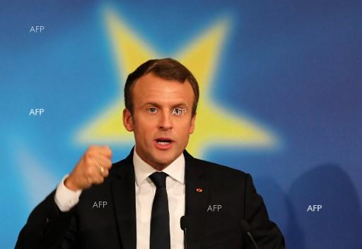 Reuters: EU countries agree to new migrant influx mechanism: Macron