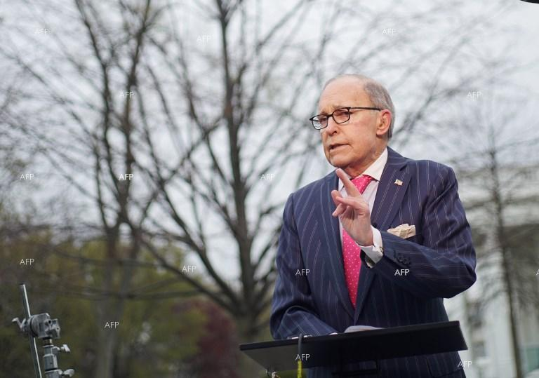 Transcript: White House economic adviser Larry Kudlow on