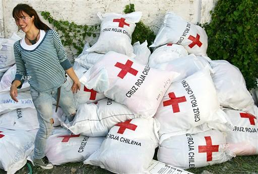 Russian Red Cross ready to take part in aid mission in east Ukraine