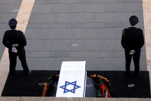 Israel pays final respects to Shimon Peres.