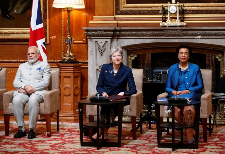 Meeting of the countries of the British Community. April 20, 2018;