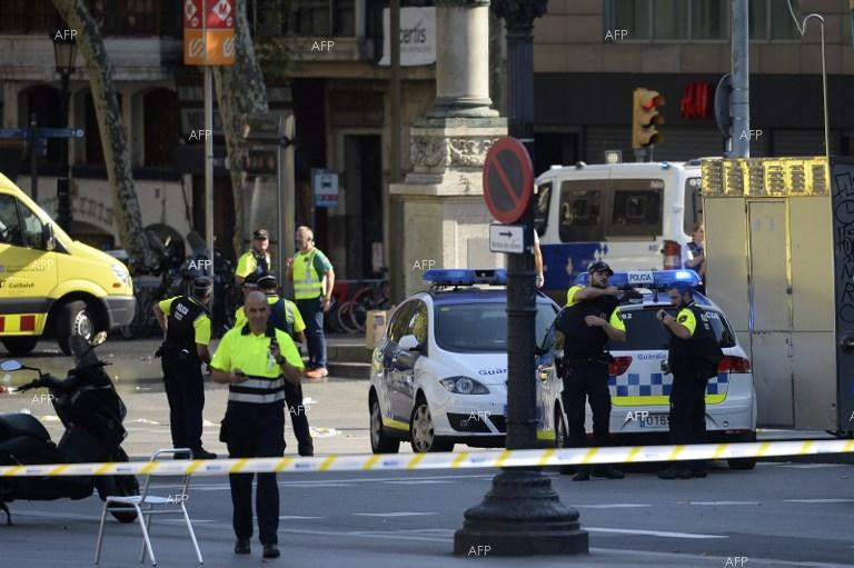 AFP: Seven injured in second Spain car rampage