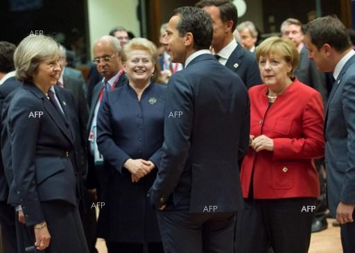 EU summit continues in Brussels. October 21, 2016.