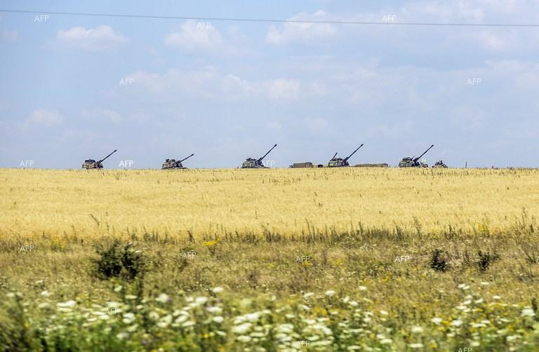 Conflict in East Ukraine continues.