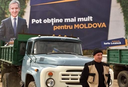 Elections campaign in Moldova runs at full blast. October 28, 2016.