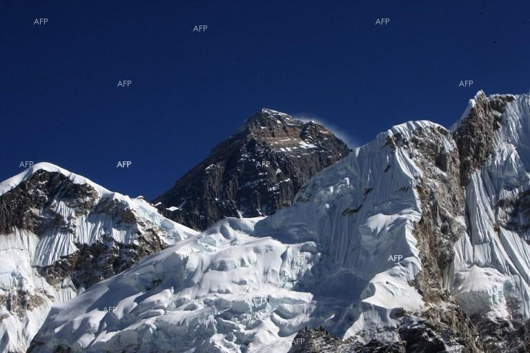 Avalanche kills Sherpa guides in single deadliest accident on Mount Everest.