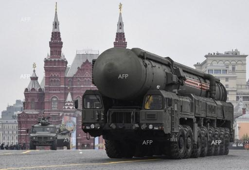 Victory Day Parade. Moscow. May 9, 2019