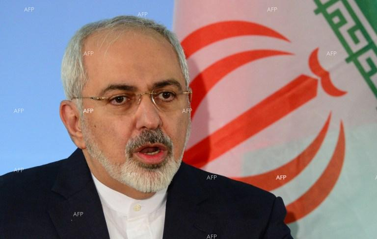 Iran Foreign Minister Mohammad Javad Zarif to Trump Administration: 'Make Up Your Mind'