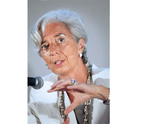 AFP: IMF's Lagarde warns trade wars create 'losers on both sides'
