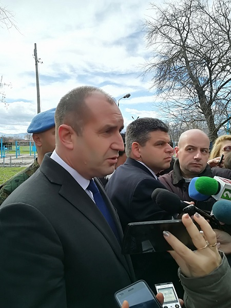 President Rumen Radev: We met His Holiness Patriarch Kirill as a spiritual leader, he chose to leave as a politician