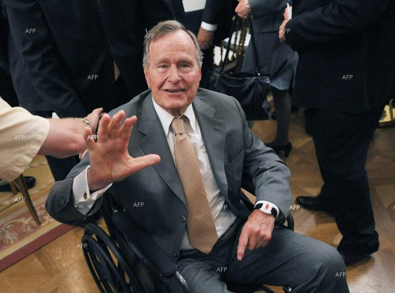 George HW Bush is now the longest-living president