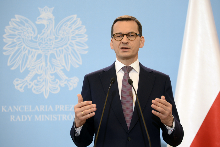 AFP: Polish PM nixes trip to Israel after Netanyahu Holocaust 'comment': govt