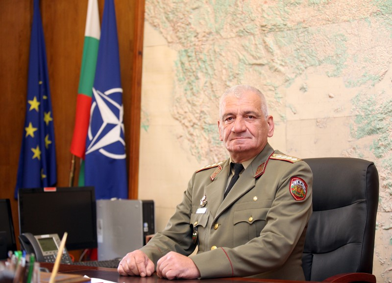 Gen. Andrey Botsev: Plan to reach 2% of GDP by 2024 goes as scheduled