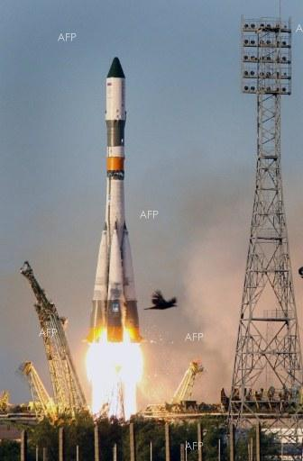 AFP: Europe's Ariane 5 rocket blasts off for 100th time