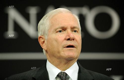 Transcript: Former Defense Secretary Robert Gates on