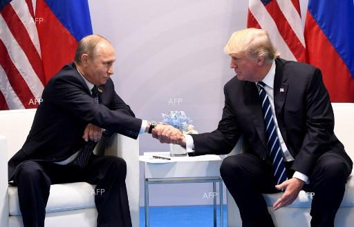 VOA: Putin Ready to Meet Trump