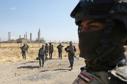 Reuters: Iraqi forces seize oil city Kirkuk from Kurds in bold advance