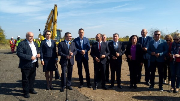 Minister Nankov: Sunny Beach - Burgas road should be ready for 177 days