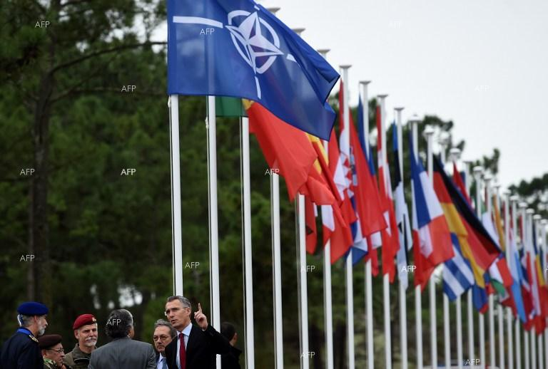 On NATO, Trump's words should match U.S. actions