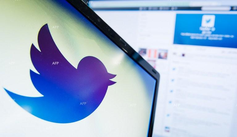 AFP: Ahead of vote, Twitter says accounts removed over 'disinformation'